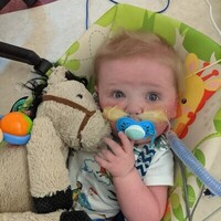 Funeral Services for Hardy Steggall, age 9 months