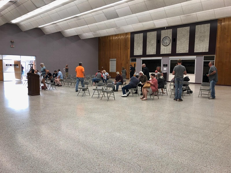 Support For Mobile Vendors In Square Dominates Public Hearing