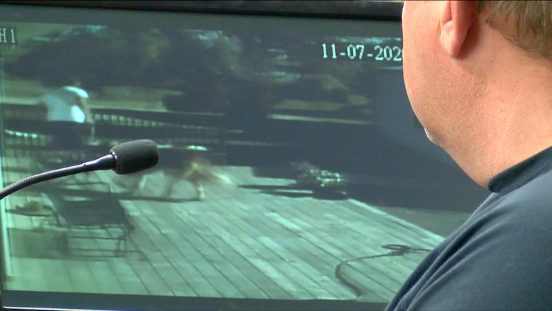 'Trent Shot Grandma! Trent Shot Grandma!' Son-In-Law Testifies On 3rd Day Of Esch Trial