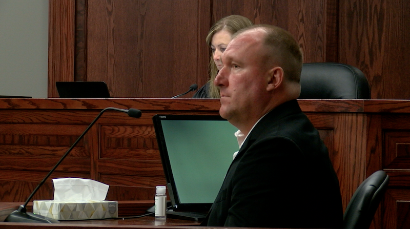 Esch Guilty Of First-Degree Murder; Conviction Carries Mandatory Life In Prison