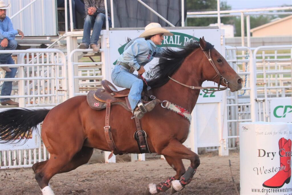 Nebraska State High School Finals Rodeo Recap – Area Cowboys and Cowgirls Claim State Titles and Qualify for Nationals