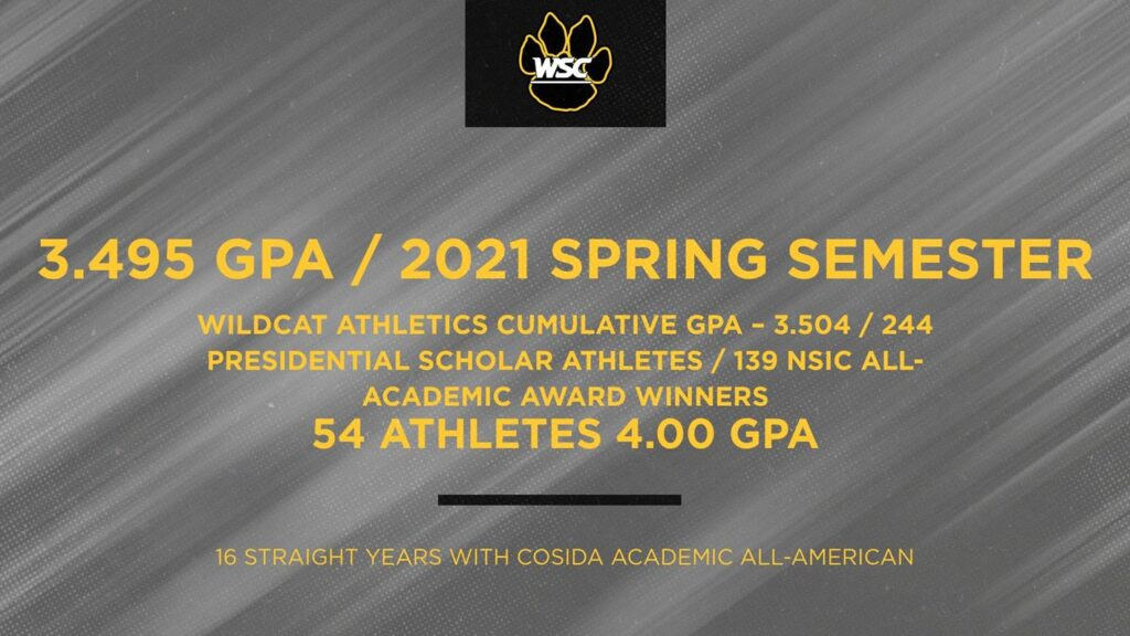 Wildcat Student-Athletes Excel In The Classroom