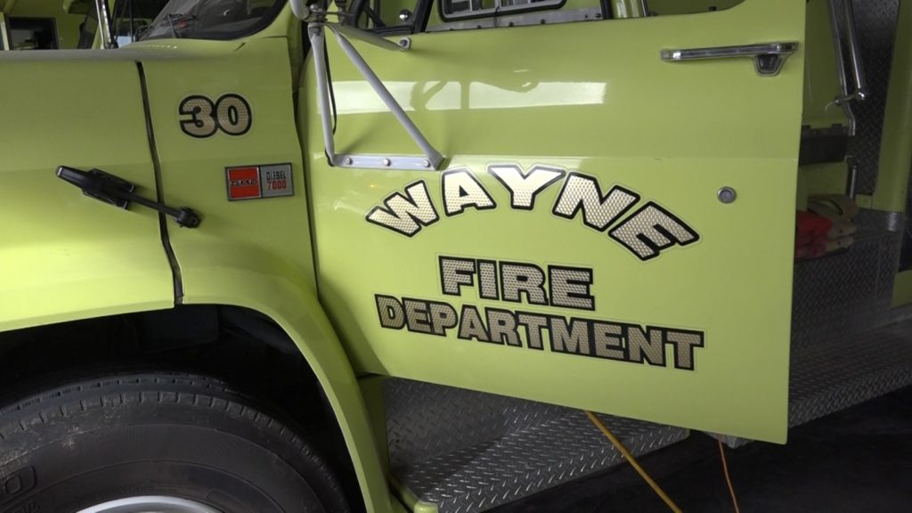 Gas Main Hit Friday Late Afternoon, Fire Department On Scene For Three Hours