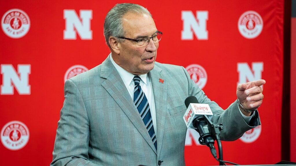 Bill Moos to Retire as Nebraska Athletic Director