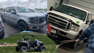 Broken Bow PD Investigating Early Morning Vehicle Thefts