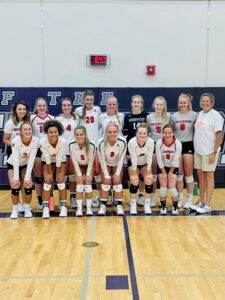Fort Kearny Conference Wins New West All Star Classic Volleyball Tournament