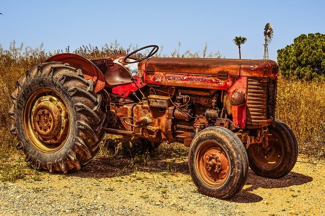 8th Annual Custer County Tractor Ride July 9