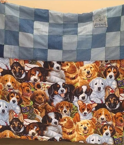 Dog Gone Fun 4H Club Selling Raffle Tickets for Chance to Win Quilt