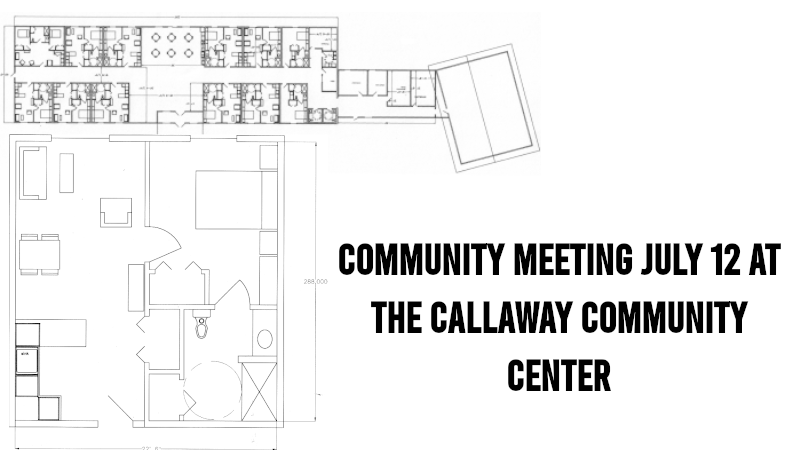 Callaway Assisted Living Plan Moving Into Next Phase; Community Meeting July 12
