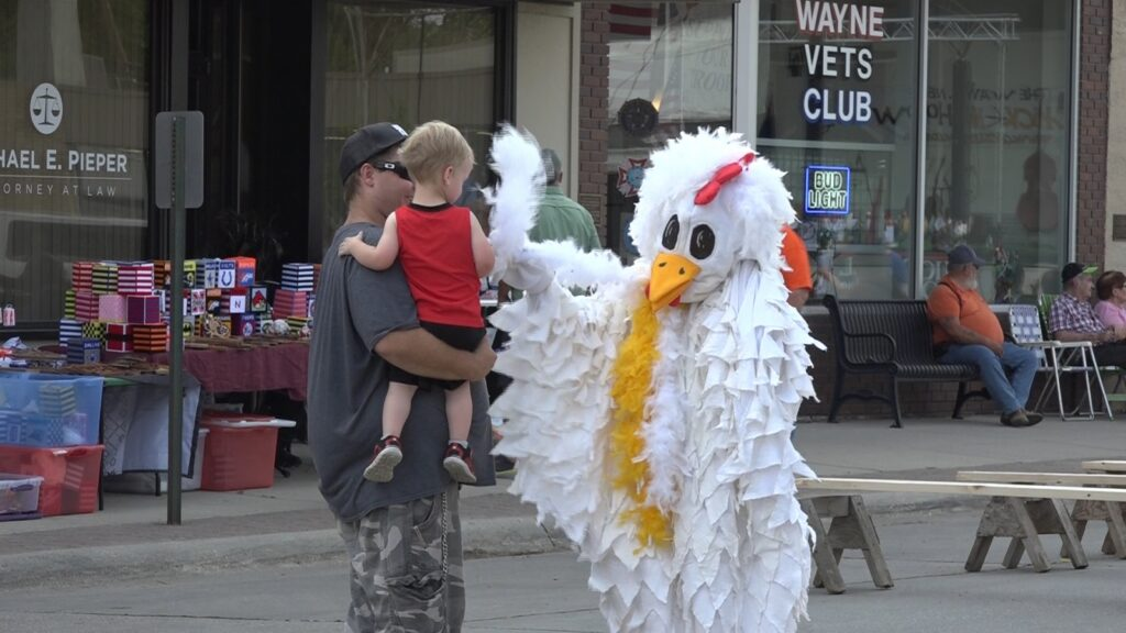 Chicken Show Festivities Welcomed Back During Henoween, Saturday Park Events Canceled