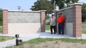 Alabama Hunters contribute to success of Veteran's Wall