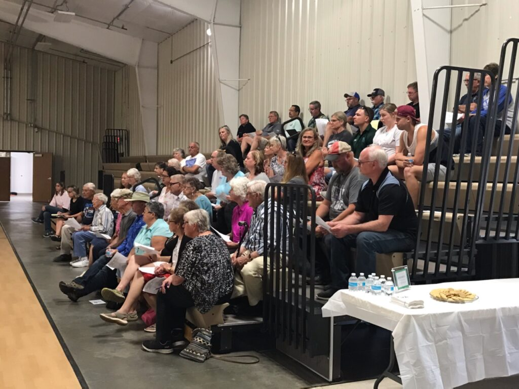 Callaway Residents Attend Meeting for Proposed Assisted Living Facility