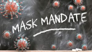 Gov. Ricketts Pushes Back on 'Mask Mandate' - Says 'NO' to CDC Guidelines