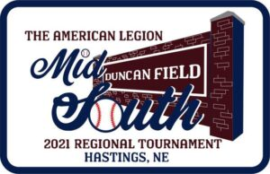 Mid-South American Legion Baseball Opening Round Scores