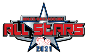 Blue Team Defeats Red Team at NCA Girls All Star Basketball Game - Moore of Mullen Leading Scorer for Red Team