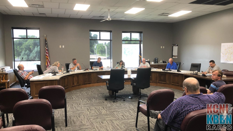 Supervisors Approve Service Agreement For Security Upgrade, Hire Law Firm, And More
