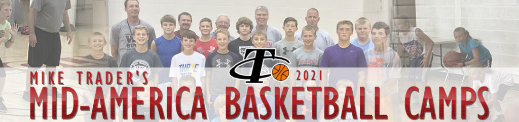 Three Individual Sessions Remain For Mike Trader's Annual Mid-America Basketball Camp In July