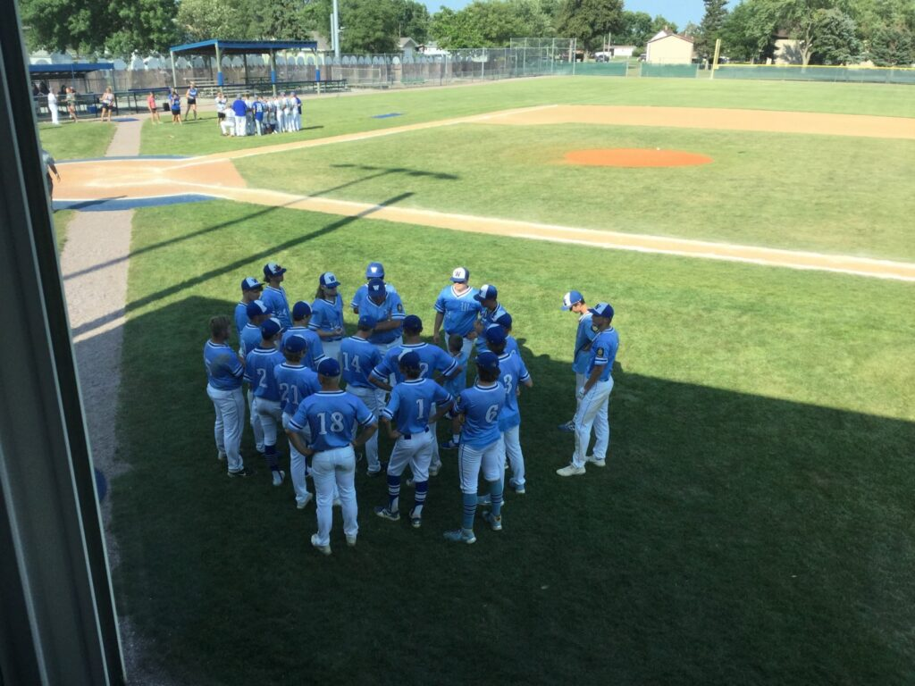 Wayne Suffers B5 Area Loss In Finals, State Tourney Field About Set