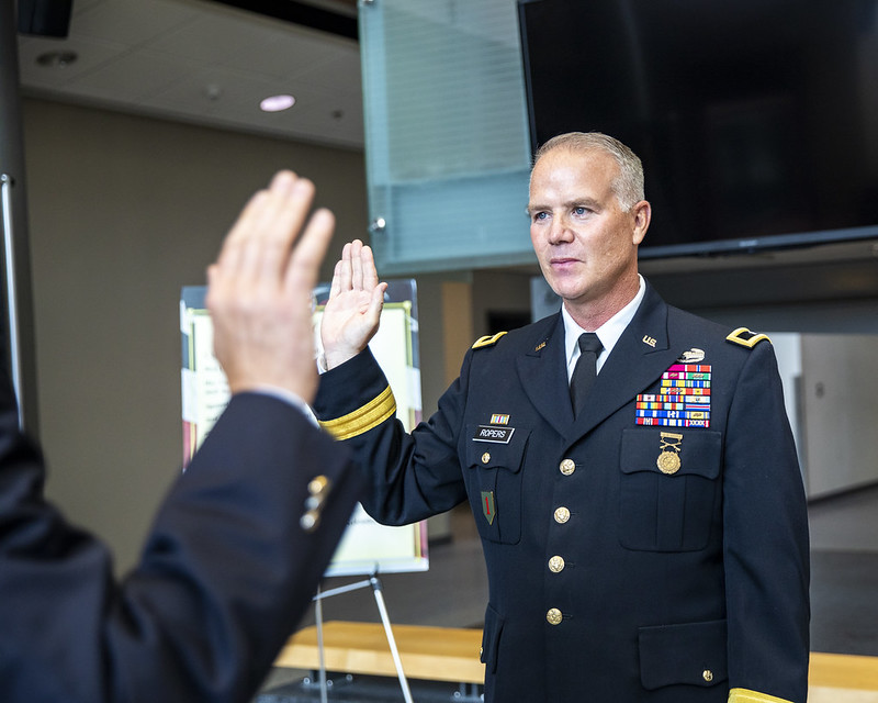 Sargent Native Gary Ropers Promoted To Brigadier General In The NE National Guard