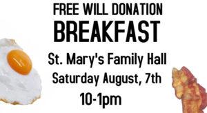 Breakfast Fundraiser To Benefit Rainbow World Preschool And Child Development Center Kitchen
