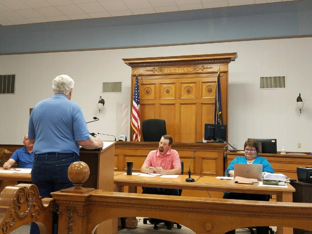 Commissioners Hear Budget Requests, Adopt Allocation Resolutions
