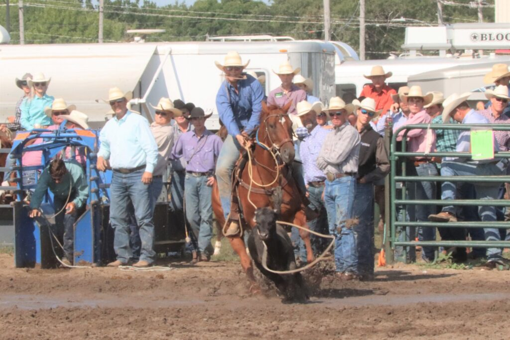 Area Cowboys and Cowgirls Give Strong Performances at Nebraska HS Rodeos in Lexington