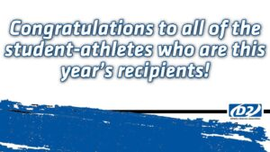 Division II Athletic Directors Association Honor 89 WSC Student-Athletes With Academic Achievement Award