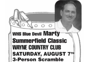 WHS Blue Devil Marty Summerfield Classic Scheduled For August 7