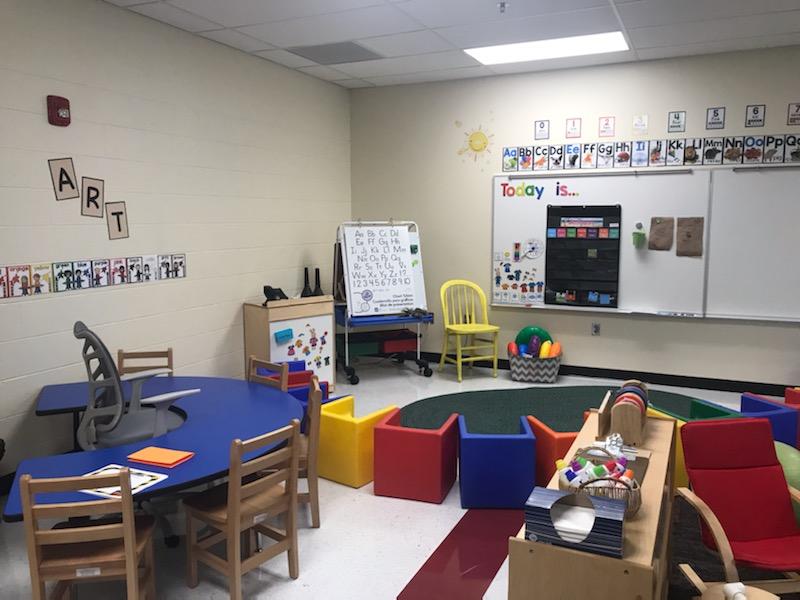 Broken Bow Preschool Hosts Open House to Start School Year in New Building