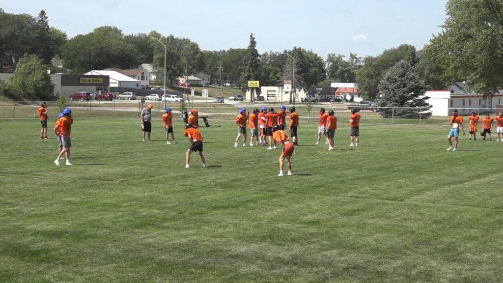 Laurel-Concord-Coleridge Football To Begin Season Friday Night