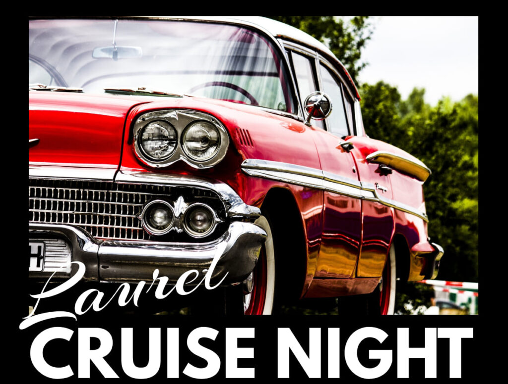 Cruise Night To Feature Car Show, Music & Dancing At Lions Club Park