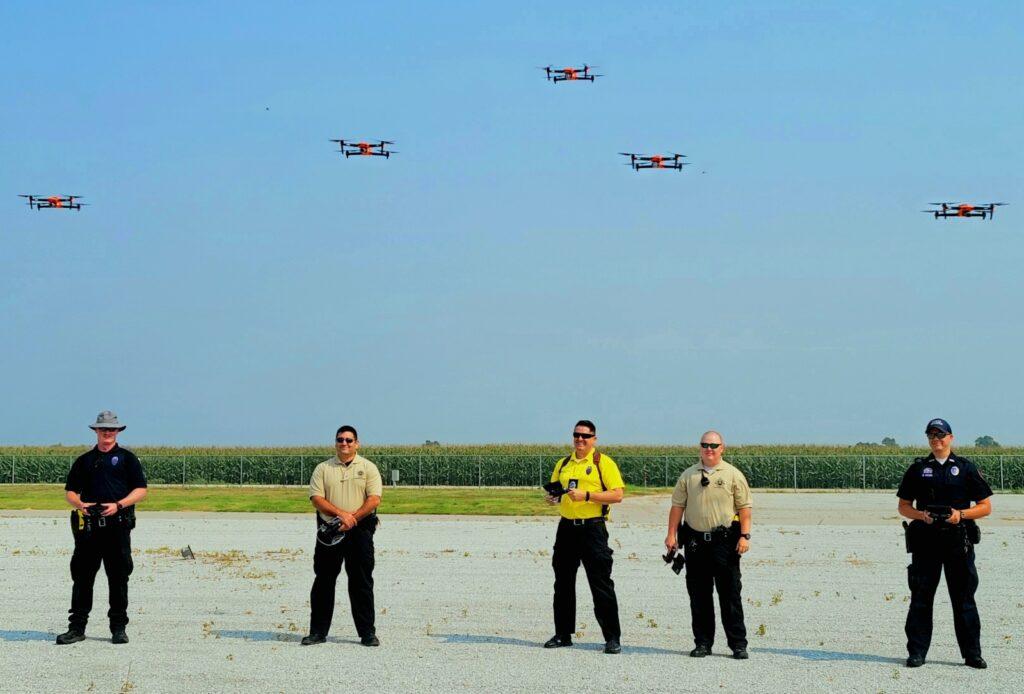 NSP Drone Program To Assist Crash Reconstruction Investigators