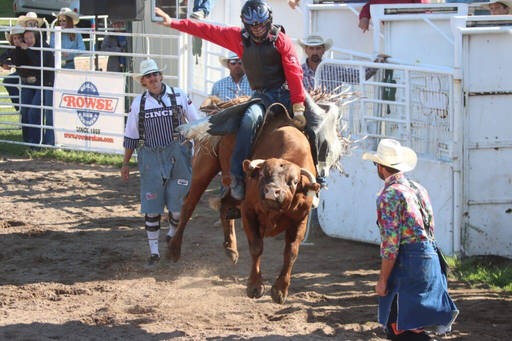 Area Cowboys and Cowgirls Compete at High School Rodeos in Bloomfield and O'Neill