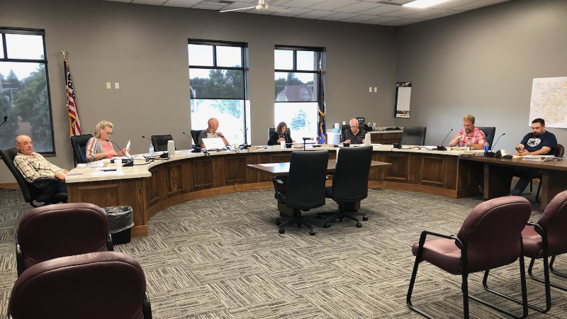 Final County Budget Hearing Set For September 14; 3.25% Increase To Budget