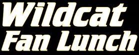 Wildcat Fan Luncheon Planned For August 31