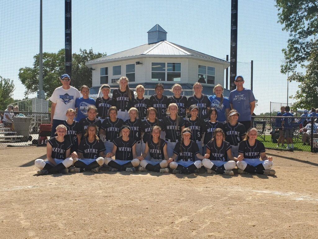 Blue Devil Softball Secures 12-0 Victories In Home Triangular, Gubbels With Back-To-Back No-Hitters