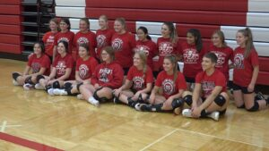 Winside Sweeps Walthill In Monday Night High School Volleyball