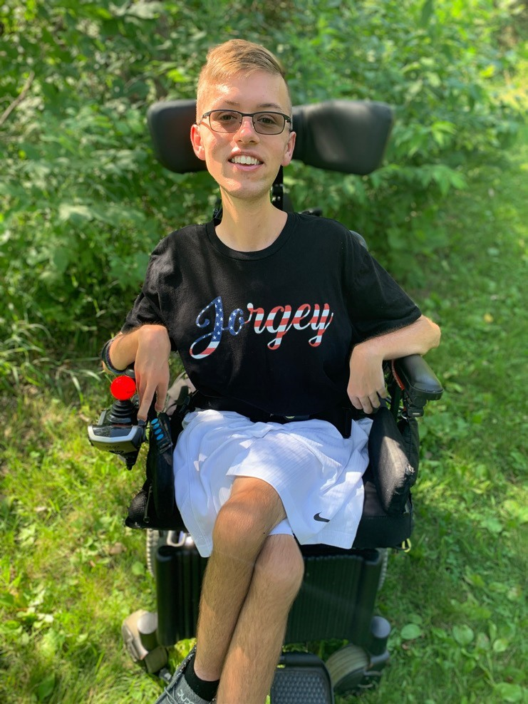 Jorgensen Leading Petition To Allow Wheelchairs On Airplanes