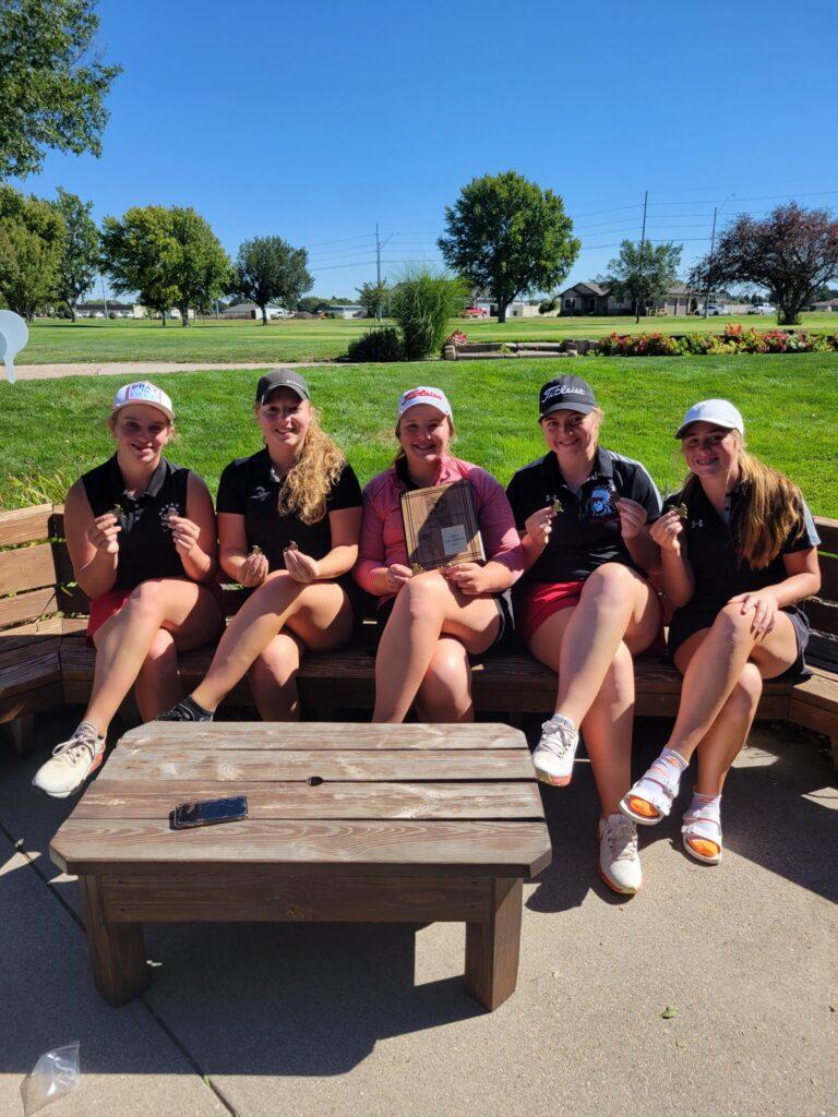 Broken Bow Girls Golf Team Wins Holdrege Invite – Molly Custer Individual Champion
