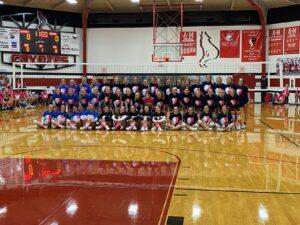 High School Volleyball Scores 9/21