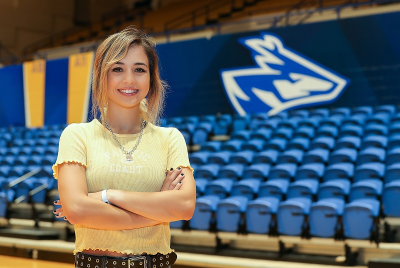 UNK Junior And Gothenburg Native Becoming A Rising Star In Sports Broadcasting