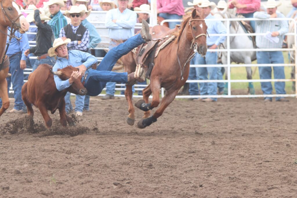 High School Rodeo Results – Nuckolls County 9/4-5