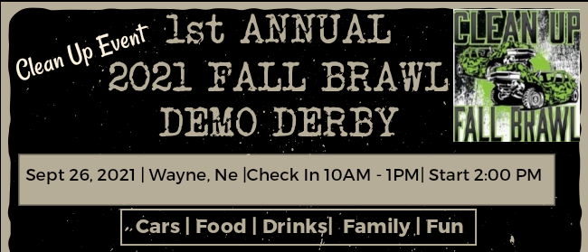 Over 100 Vehicles Excepted To Attend Sunday's Fall Brawl, Derby Funds To Establish Trade-School Scholarship