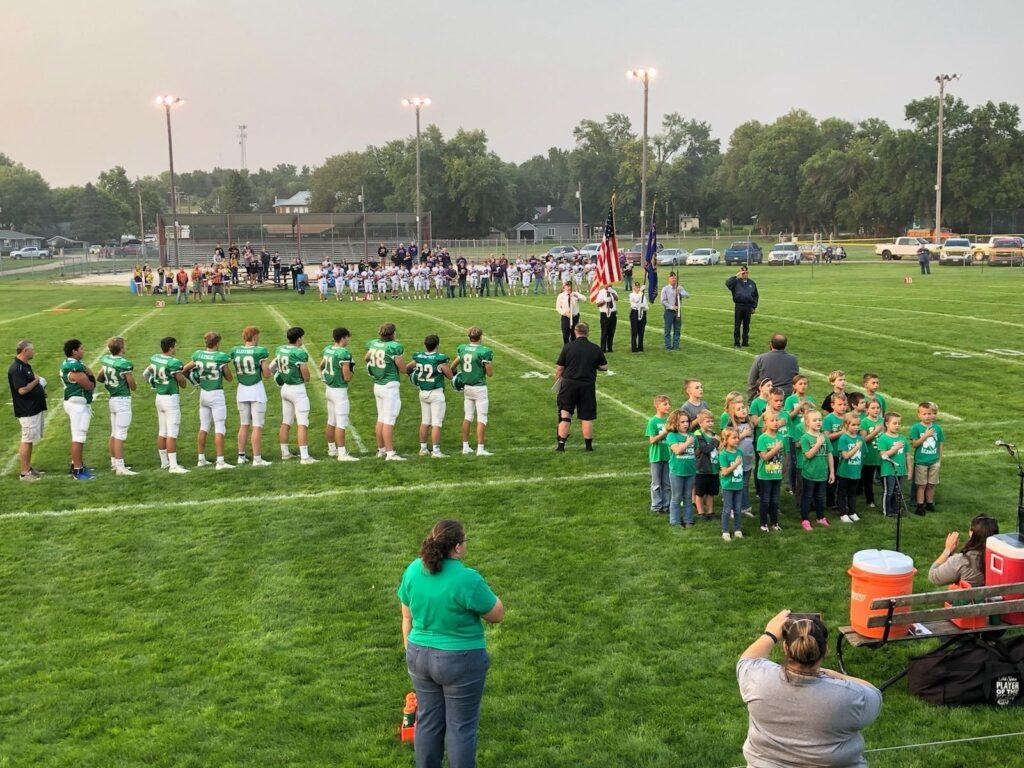 Area High School Football – Spalding Academy Edges SEM in Six Man Action