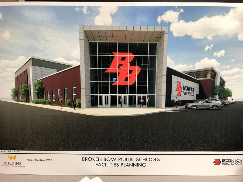 $29.9 Million Bond To Be Decided By Voters In November For MS/HS Addition