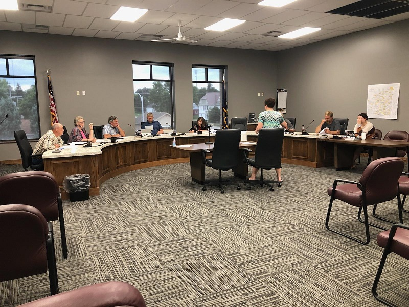 Supervisors Approve 3.25% Increase To Budget, Approve Wind Farm In SE Custer County