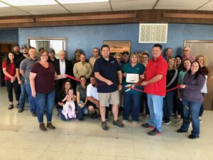 Ranchland Ford Cuts Ribbon To Join Chamber Ahead Of Concert Celebration