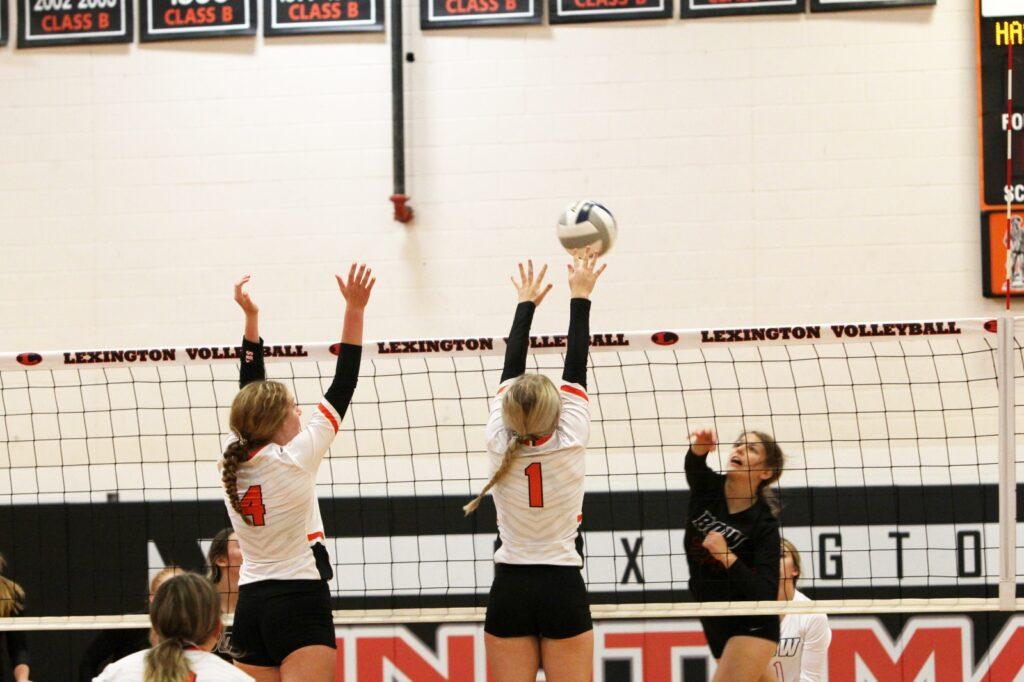 Broken Bow Wins Lexington Volleyball Invite