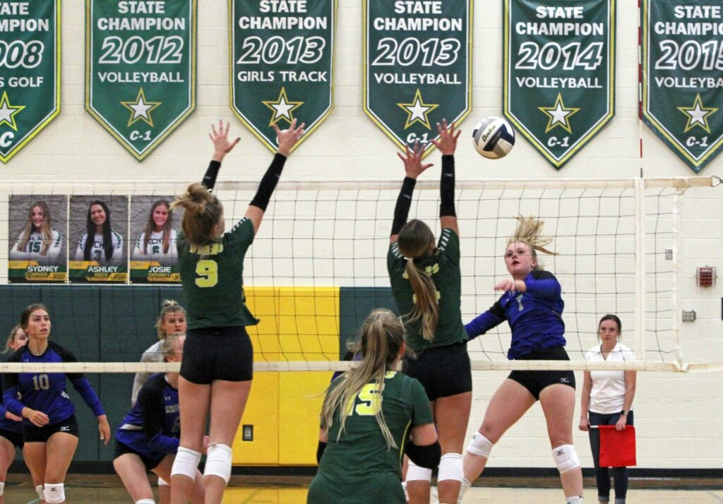 High School Volleyball Scores 9/7