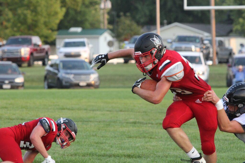 High School Football Scores 9/10